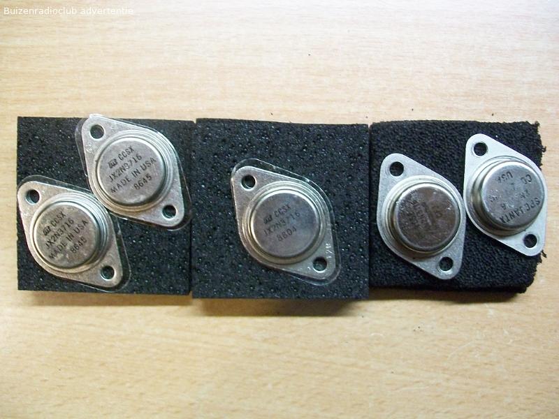 High Power Transistors