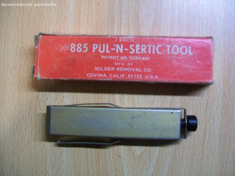 IC-trekker(Pul-N-Sertic Tool)